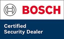 Bosch certified security dealer